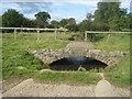 NZ2018 : Cattle bridge over Summerhouse Beck by peter robinson