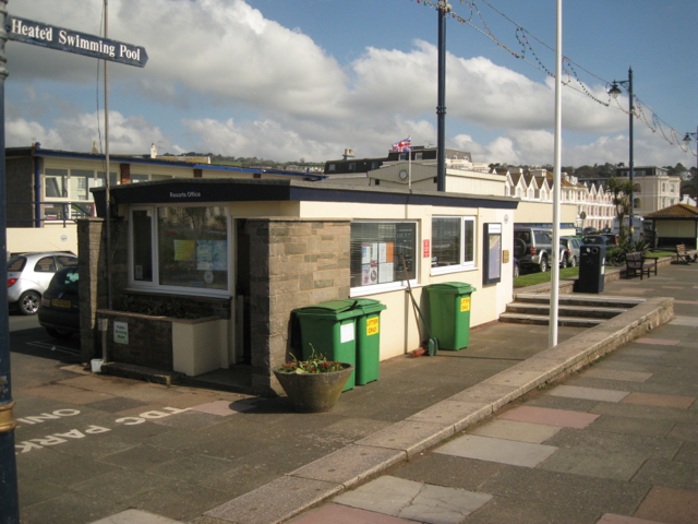 Resorts Office, Teignmouth seafront