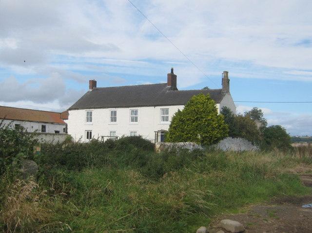Farmhouse at Hopewell Farm