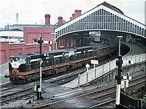W6872 : Cork (Kent) station 1971 - 4 by The Carlisle Kid
