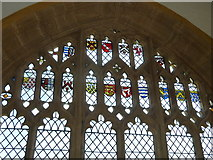 ST6601 : St Mary, Cerne Abbas: stained glass window (c) by Basher Eyre