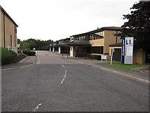 TL4261 : Wellbrook Court by Hugh Venables