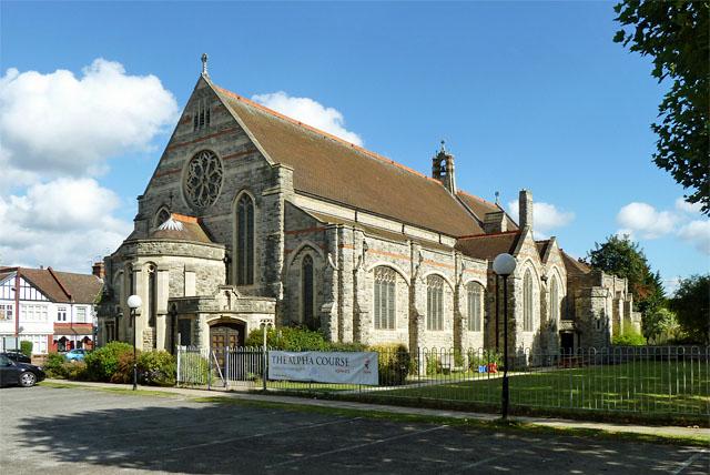 St Peter's, West Harrow