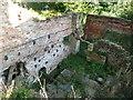 SO9436 : Derelict watermill, Kemerton by Chris Allen