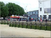 TQ3180 : The Wharf by Thomas Nugent