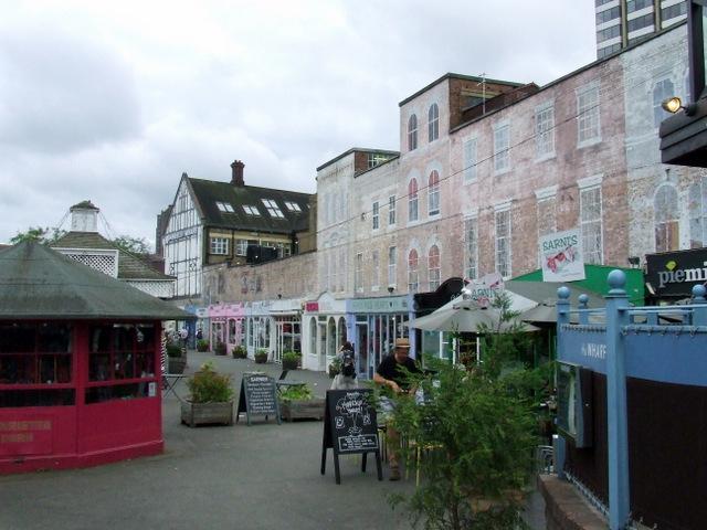 Shops at Upper Ground