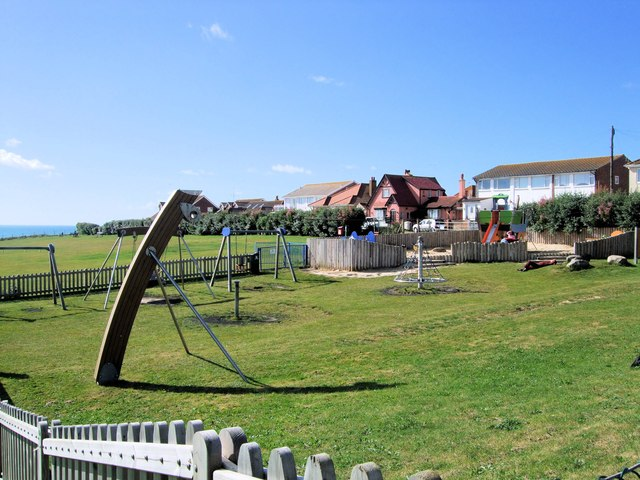 Playground, The Dell, Peacehaven