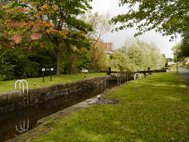 Rochdale Canal, Ten Acres Lock
