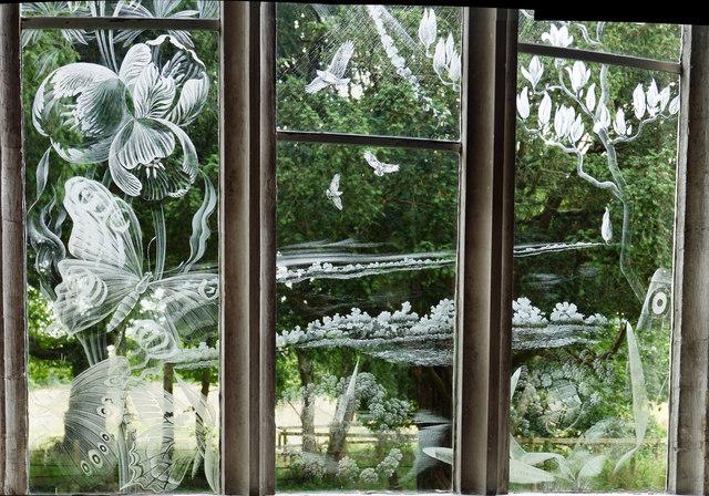 Memorial window, Moreton church