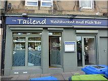 NT2674 : Edinburgh Townscape : The Tailend, Leith Walk by Richard West