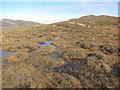 NF7826 : Peat bog, South Uist by Hugh Venables