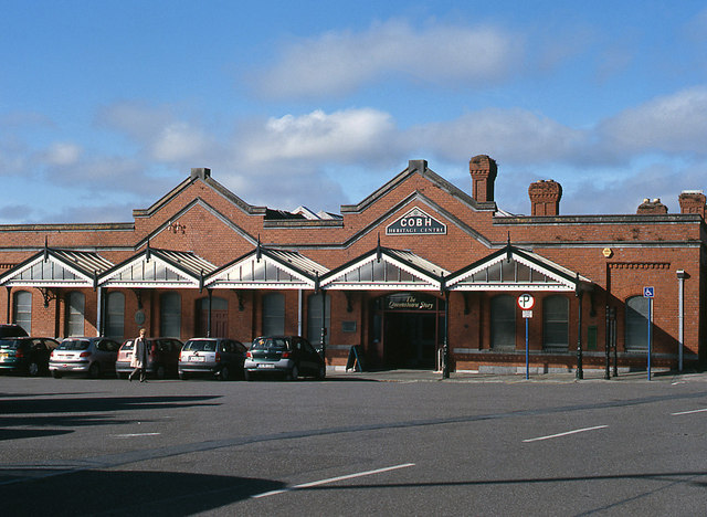Former railway station - Cobh