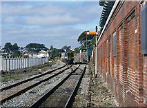 W7966 : Train entering Cobh station - 2 by The Carlisle Kid