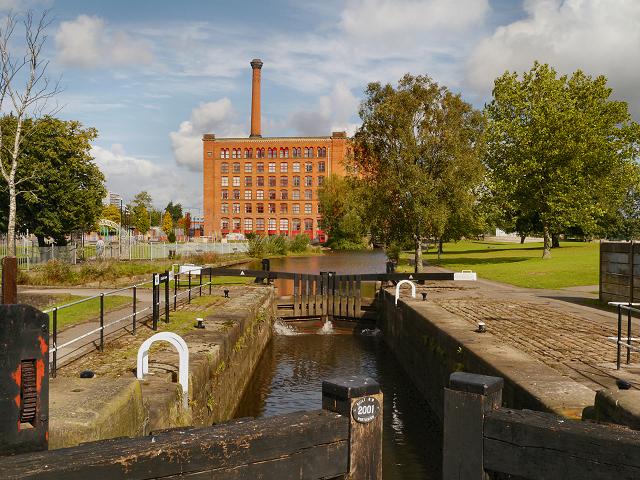 Rochdale Canal, Lock#80 (Coalpit Lower)