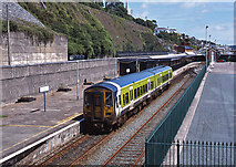 W7966 : Train leaving Cobh station - 2 by The Carlisle Kid