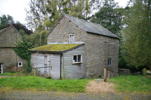 Mortimer's Cross Mill
