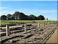 NY6166 : Birdoswald (Banna) Roman fort (2) by Mike Quinn