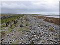 NF7334 : Beach at Stoneybridge by Hugh Venables