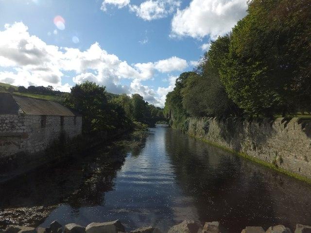 The river at Glenarm