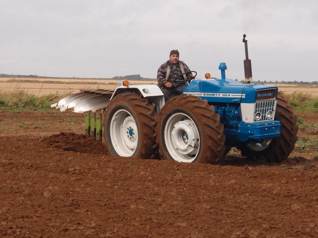 County 1124 and Dowdswell plough