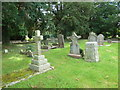 ST5656 : St Mary, West Harptree: churchyard (D) by Basher Eyre