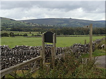SK1482 : Hope valley scene by the track to Dunscar Farm by Andrew Hill