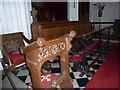 ST5561 : Inside Saint Andrew, Chew Stoke (II) by Basher Eyre