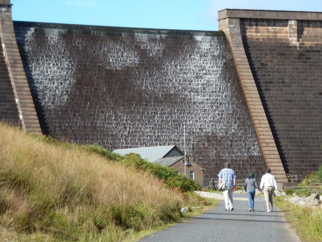 The Avon Dam, near South Brent