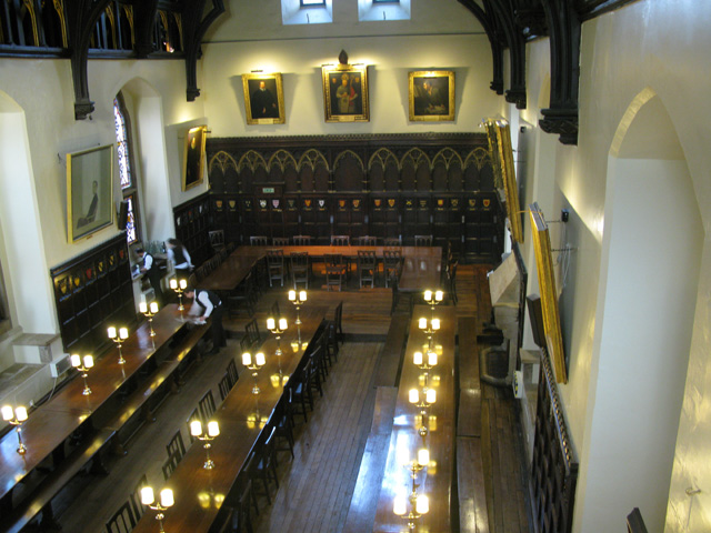 The Hall Merton College 169 Nick Smith Geograph Britain