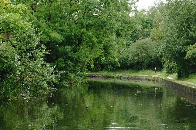 Grand Union Canal near South Yardley, Birmingham