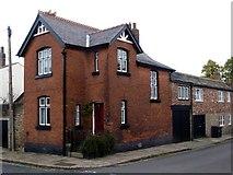 SJ9172 : Alder Cottage by Graham Hogg