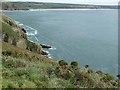 SM8322 : Pembrokeshire coast by Oliver Dixon