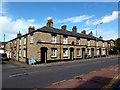 SJ9274 : Terraced houses on Hurdsfield Road by Graham Hogg