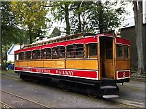 SC4384 : Tram 2 at Laxey by Andrew Abbott