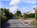 TM3779 : Wissett Road, Wissett by Geographer