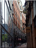 SP0686 : Needless Alley by Andrew Hill