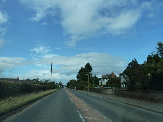 A7, Longtown