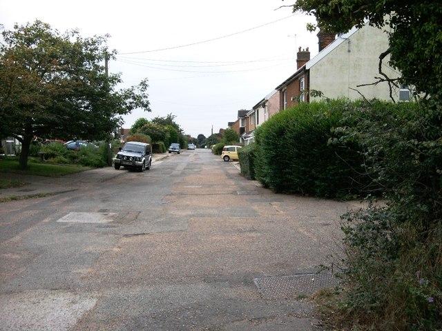 Spriteshall Lane