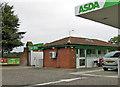 TF6522 : ASDA filling station, Grimston Road by Pauline E