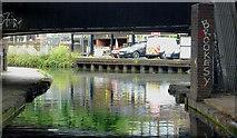 SP0990 : Salford Junction near Gravelly Hill, Birmingham by Roger  Kidd