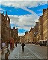 NT2673 : High Street by Andy Farrington