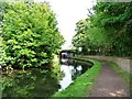 SO8685 : Lock moorings, the Stourbridge canal by Christine Johnstone