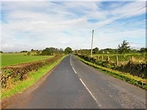 H4965 : Augher Point Road, Moylagh by Kenneth  Allen