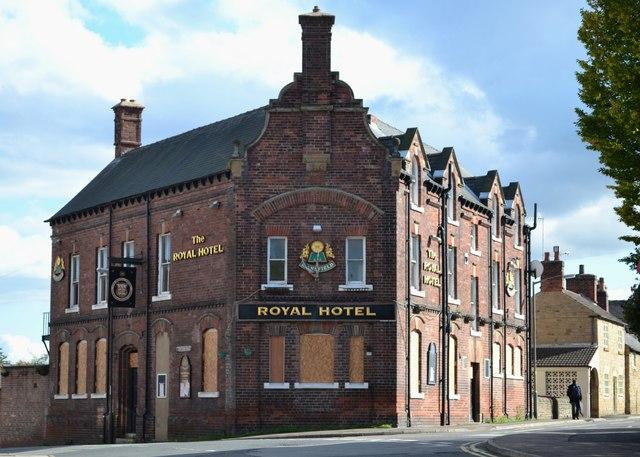 """The Royal Hotel"", Eckington"