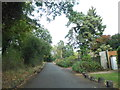 SU9883 : Farthing Green Lane, Stoke Poges by David Howard