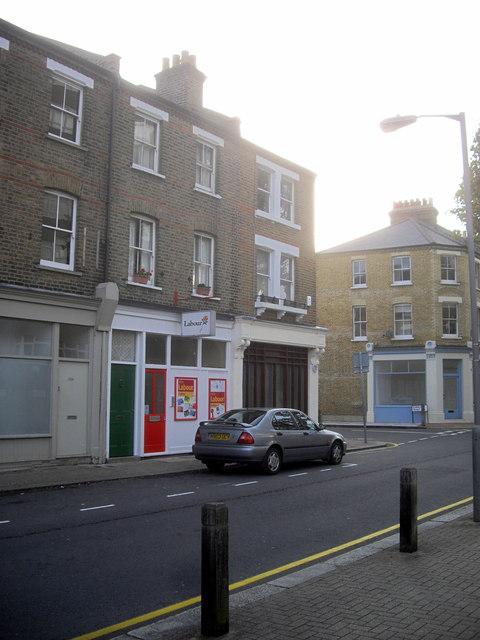 Labour Party Office Felsham Road Putney