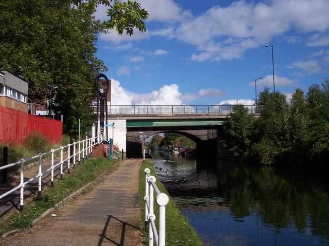 Bridgewater Canal at Stretford