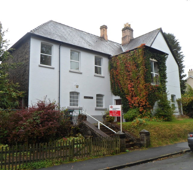 The Old Court House, Llanwrtyd Wells