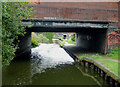 SP1190 : Bromford Bridge No 1 near Birches Green, Birmingham by Roger  Kidd