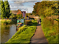 SJ9272 : Macclesfield Canal by David Dixon
